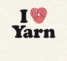 I Heart Yarn Hoodie