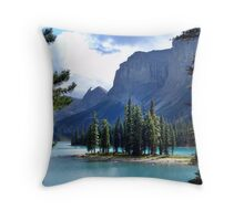 Spirit Island (1) Throw Pillow