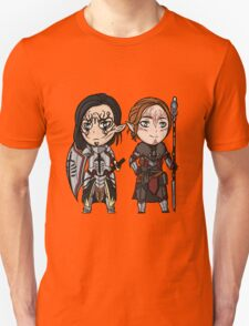 Xander and Evie Unisex T-Shirt