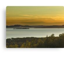 Nipigon Bay,Lake Superior Canvas Print