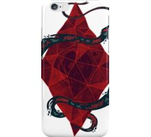 Scarlet Crystal iPhone Case/Skin
