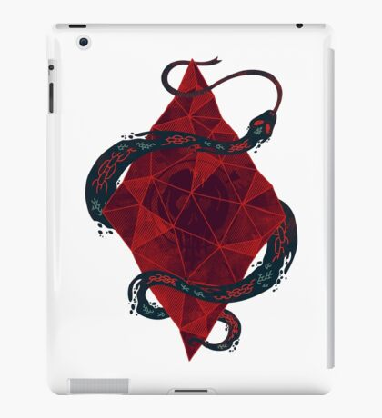 Scarlet Crystal iPad Case/Skin