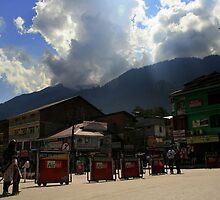 Its bit Cloudy Today! by Vivek Bakshi