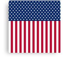 American Patriot Canvas Print