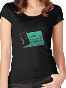 section Urbaine Women's Fitted Scoop T-Shirt
