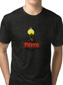metro. Tri-blend T-Shirt