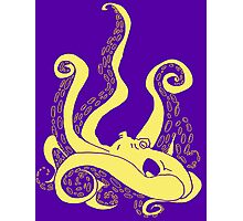 Octopus Love Photographic Print