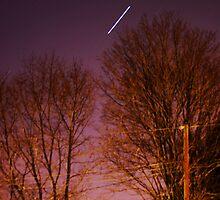 Shooting the stars by Joshua Peck