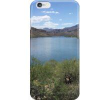 Canyon Lake iPhone Case/Skin