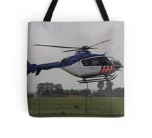New Helicopter for Dutch police Tote Bag