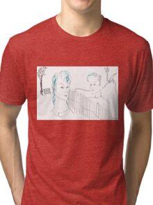 The separation Tri-blend T-Shirt