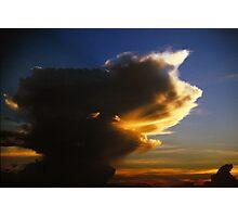 Thunderhead - Kansas Photographic Print