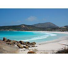 Sapphire Seas | Cape Le Grand National Park | WA Photographic Print
