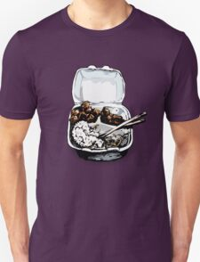 #12 Spicy Chicken Plate Unisex T-Shirt