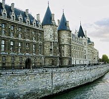 Conciergerie Prison by Kelly Cavanaugh