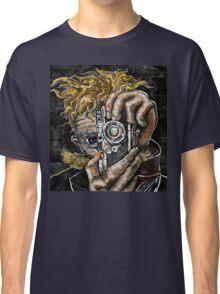 Retro Hipster Selfie Classic T-Shirt