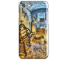 Olde Victorian Washroom iPhone Case/Skin