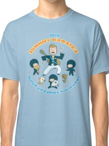 Super Awesome Ninja Army Classic T-Shirt
