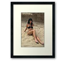 Good time Framed Print