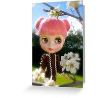 Dainty Blossom Greeting Card