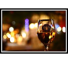 Beer blur Photographic Print