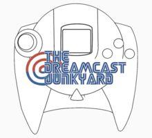 Dreamcast Junkyard Controller by tomleecee