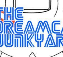 Dreamcast Junkyard Controller Sticker