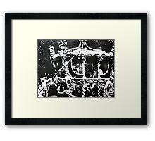 The Coronation ( Time Travel ) Framed Print