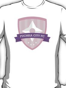 Fuchsia City Football Club T-Shirt