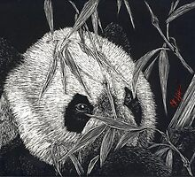 Panda Claybord (big) by akaikatsugan