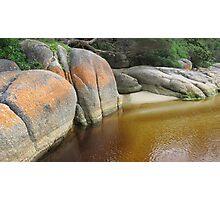 Tidal River Rocks Photographic Print