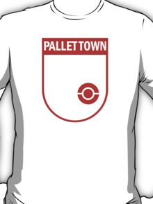 Pallet Town Soccer Club T-Shirt