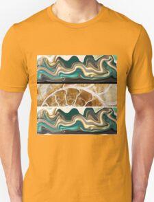 Coastal Waves Unisex T-Shirt