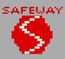 8-bit Safeway by Ray Cano
