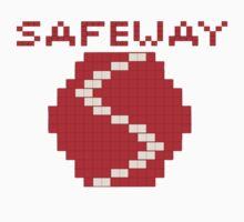 8-bit Safeway One Piece - Short Sleeve