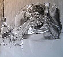 Mistakes that haunt.. by Ruben Garcia