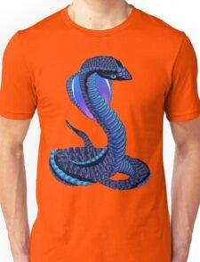 A Big Blue Snake Unisex T-Shirt