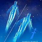 Sagittarius - Shoot For the Stars by virgosun