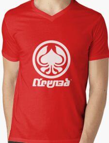 Krak-On Splatoon Brand T-Shirt Mens V-Neck T-Shirt