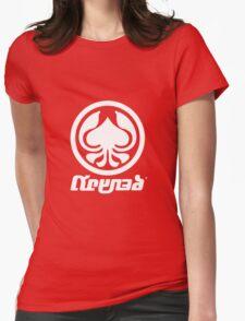 Krak-On Splatoon Brand T-Shirt Womens Fitted T-Shirt