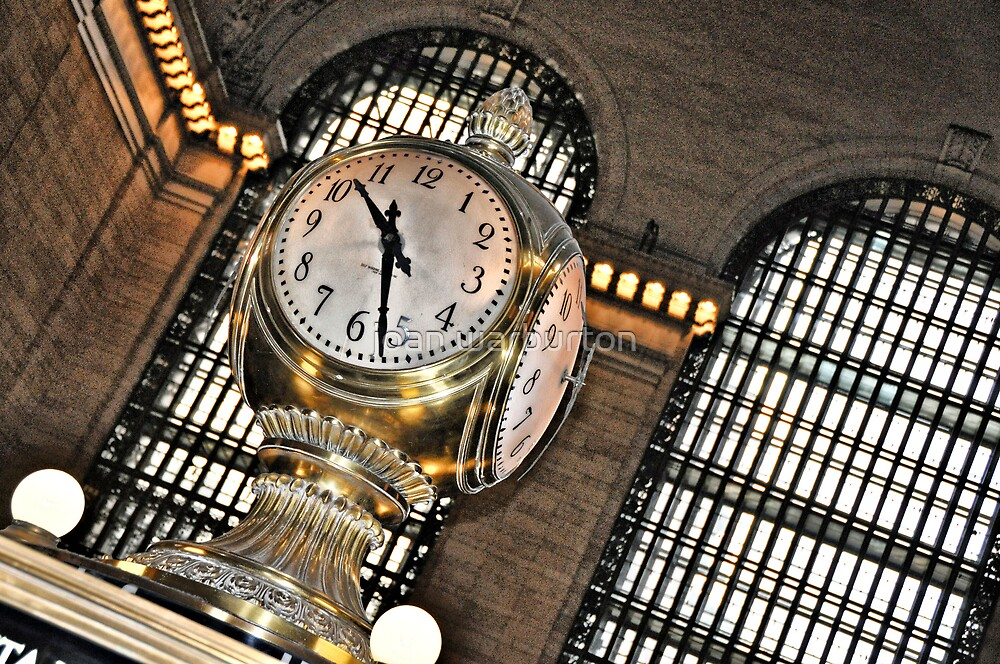 1027 Grand Central by joan warburton