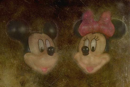 Mickey & Minnie by Susanne Correa