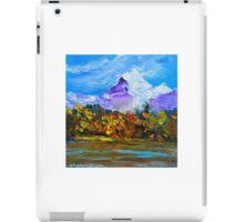 Mt Cook iPad Case/Skin