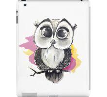 Owly iPad Case/Skin