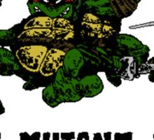 Teenage Mutant Ninja Turles Sticker