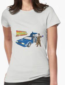 Back to the Tardis David Tennant T-Shirt