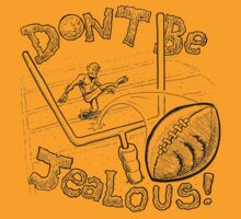 Don't Be Jealous! by David Jablow