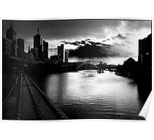Melbourne, The dark side Poster