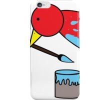 Bird Brush iPhone Case/Skin
