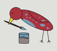Bird Brush by Coosturd